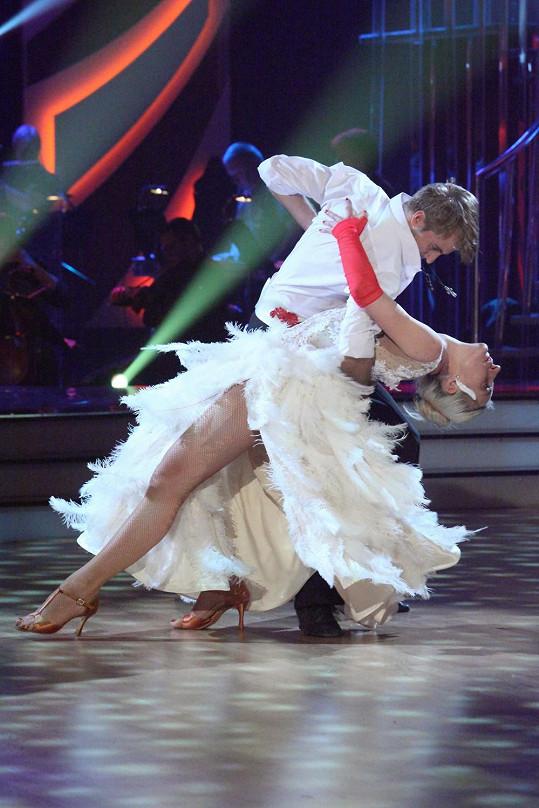 Anička Polívková a Michal Kurtiš vyhráli v roce 2013 StarDace.