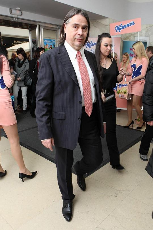 Oldřich Lichtenberg je spolupracovníkem a blízkým přítelem Laufera.