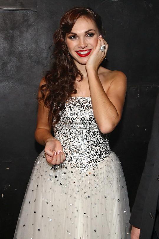 Kamila se pochlubila nádhernými diamantovými šperky.