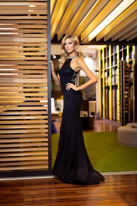 Ve čtvrtek odlétá na světovou soutěž Miss Supranational.
