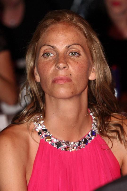 Nedá se říct, že by nebyla podobná jeho exmanželce Vilmě Cibulkové.