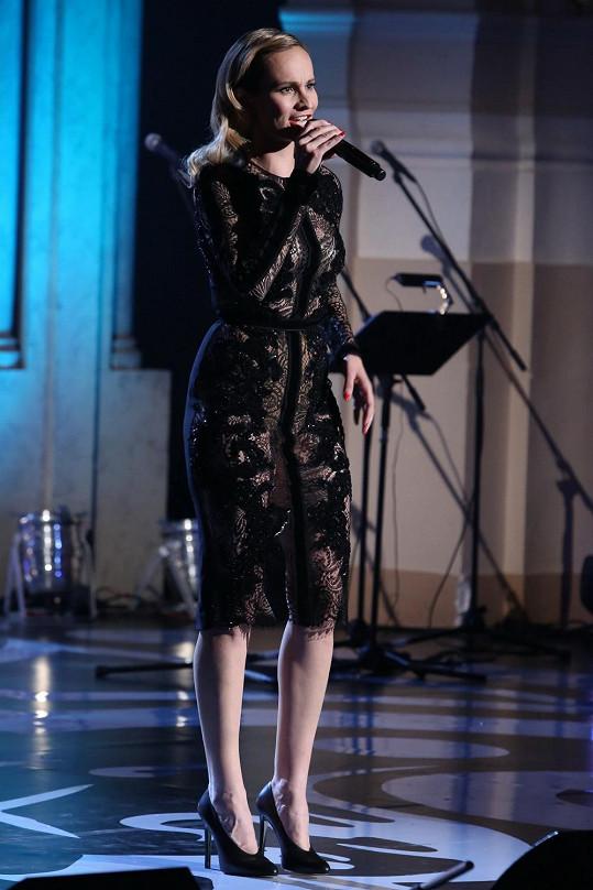 Monika Absolonová v nádherných šatech Elie Saab za 300 tisíc