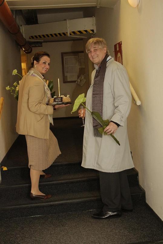Představení dotáhla do konce Veronika Freimanová.