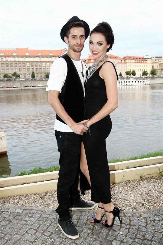 Kamila a Tomáš jsou pár už skoro dva roky.