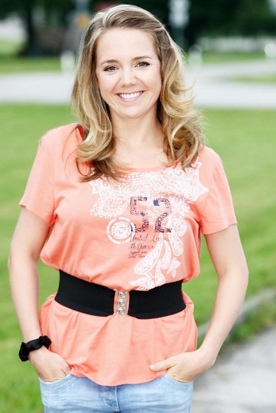 Vondráčková přiletěla do Česka z Kanady, kde její manžel Tomáš Plekanec hraje hokej za Montreal.