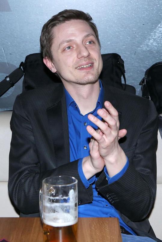 Tleskal i Ondřej Ruml.