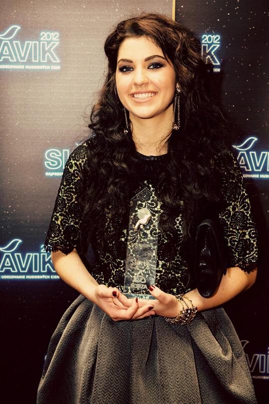 Vdivácké anketě OTO 2012 je pak Celeste nominovaná vkategorii Zpěvačka roku.