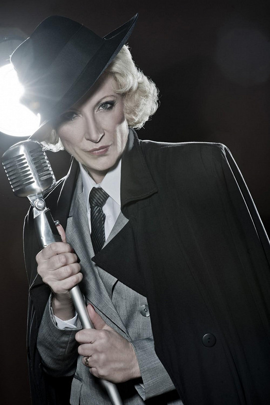 Těžko byste hledali lepší představitelu Marlene.