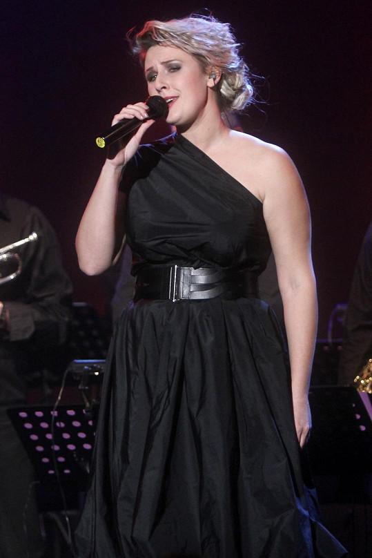 Tereza Černochová uspořádala koncert na počest nedožitých sedmdesátých narozenin svého otce Karla Černocha.