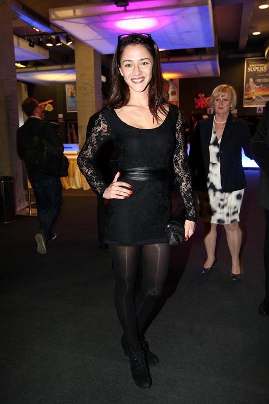Eva Burešová zpívá třetí Lucii a vybrala si také model s krajkou.