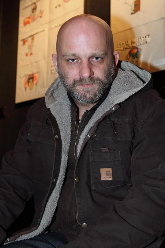 Hynek Čermák si zahraje gangstera Káčka.