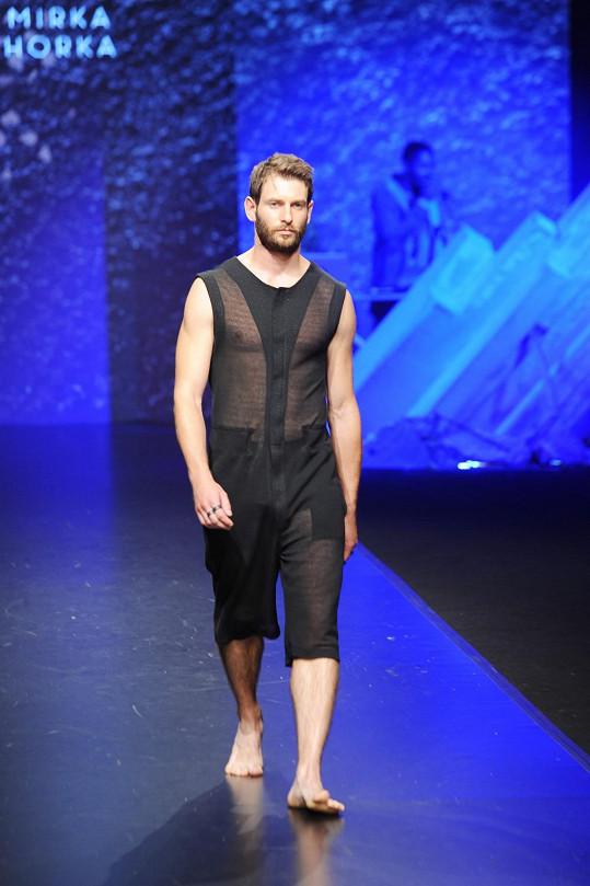 Přehlídka Mirky Horké v rámci Prague Fashion Weekendu 2013