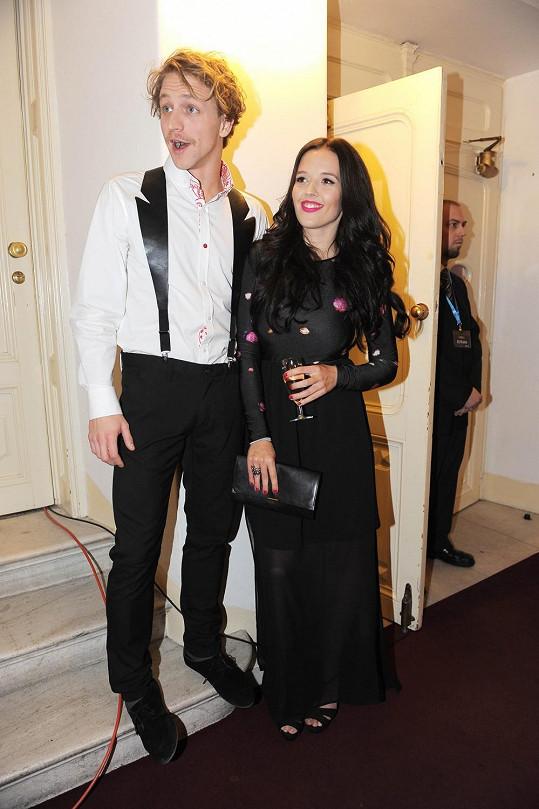 Tomáš Klus se ženou Tamarou se tentokrát nevyladili jako obvykle.