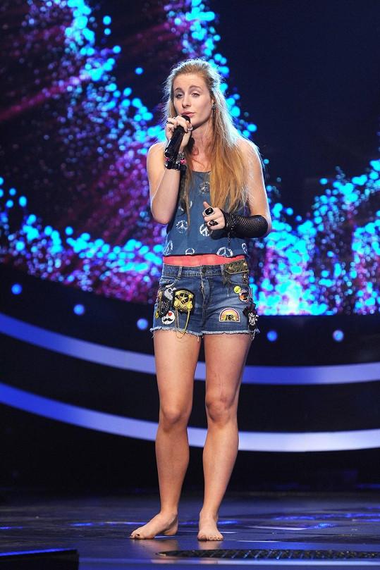 V roce 2013 zvítězila Sabina Křováková.