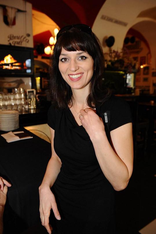 Adéla Gondíková vypadá skvěle.