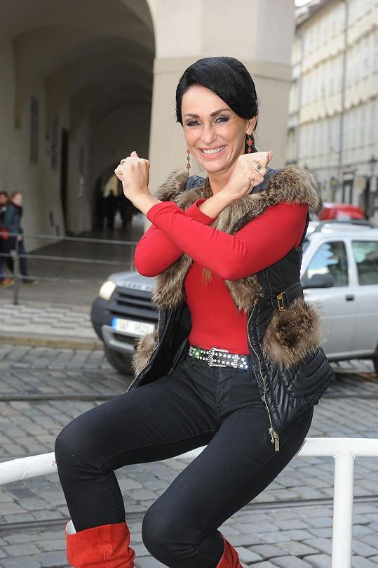 Sisa je k vidění v X Factoru.