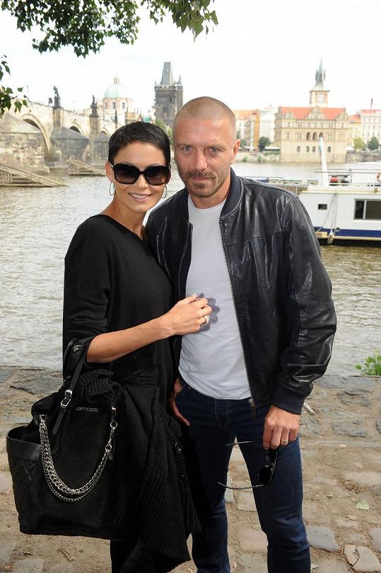 Tomáš Řepka se v ní opřel do své exmanželky Vlaďky Erbové.