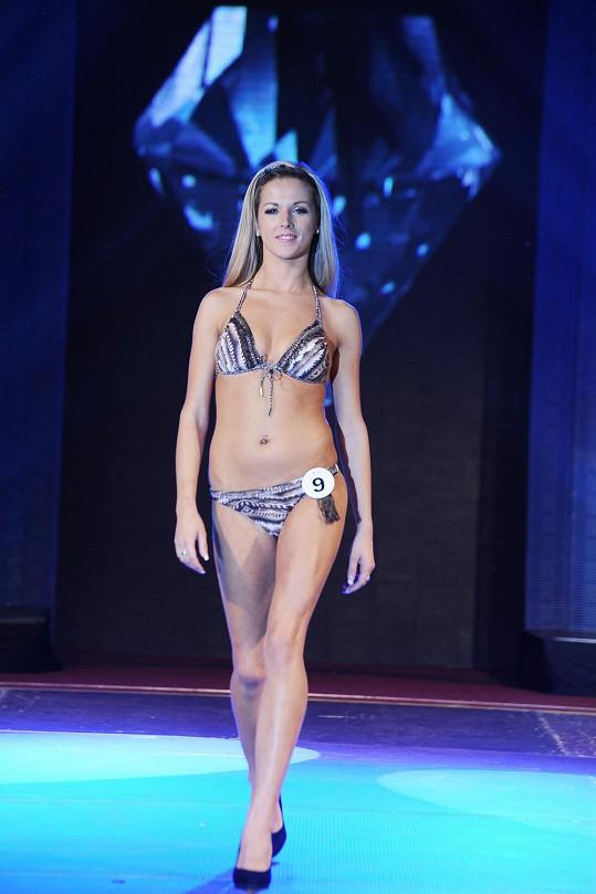 Andrea Grajciarová má také dokonalou postavu.