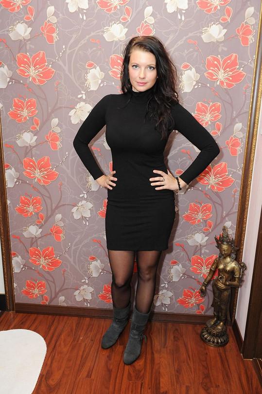 Malvína Pachlová je hvězdou seriálu Ulice.
