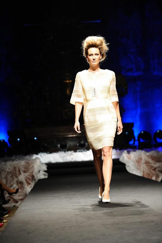 Zuzana Rosáková už chce modeling dělat jen výjimečně.