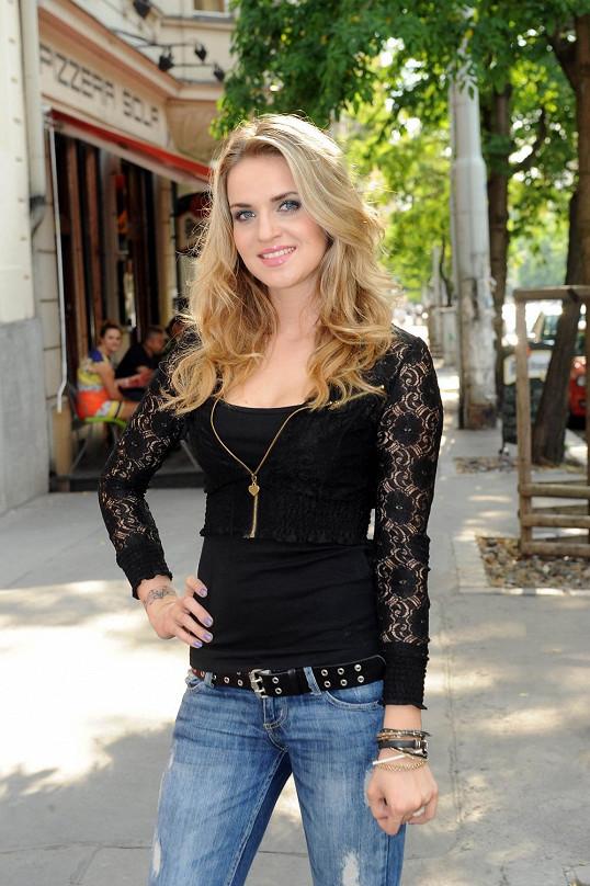 Gabriela Gunčíková už vydala dvě alba.