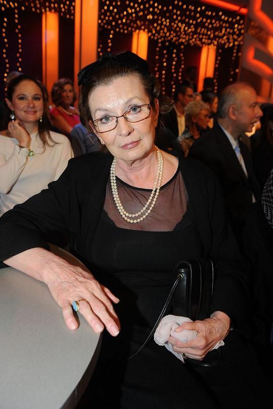 S Evelynou Steimarovou randil Gott na počátku své kariéry.
