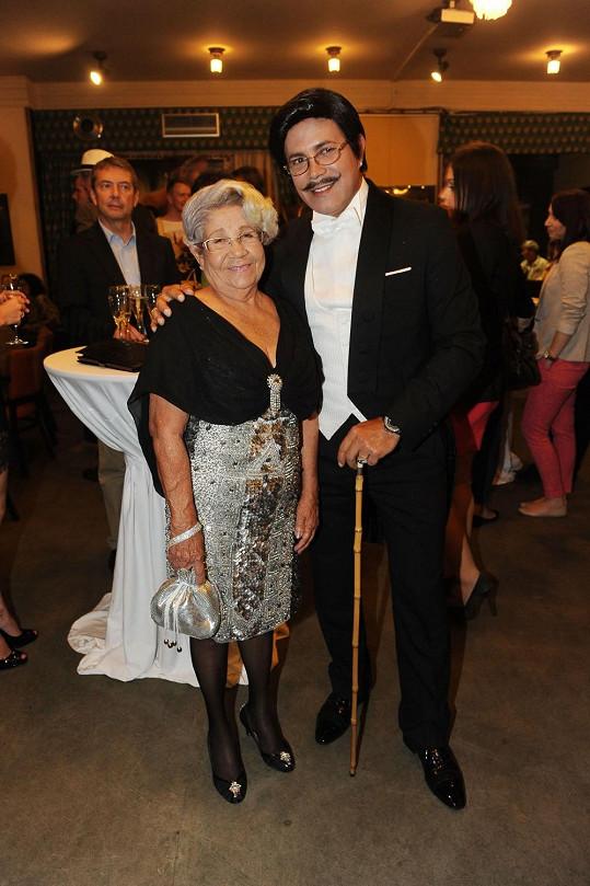 Osmany Laffita vypadal dokonale.