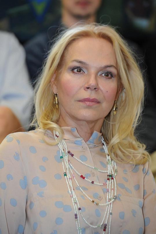 Dagmar Havlová vzpomínala na smutné etapy svého života.