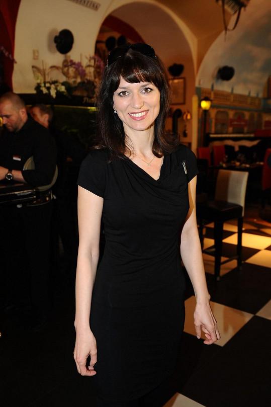 Adéla Gondíková v roce 2013