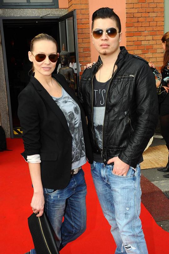 Martina Gavriely a Marcus Tran tvoří pár již tři roky.
