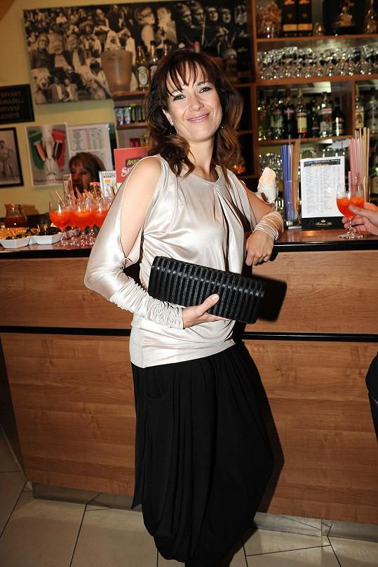 Tereza Kostková zasedla v porotě filmového festivalu pro handicapované neherce.
