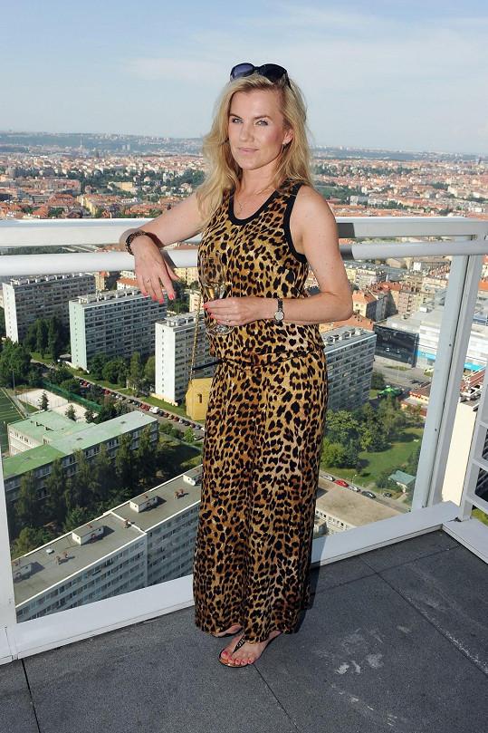 Leona Machálková už pět let nemá chlapa.