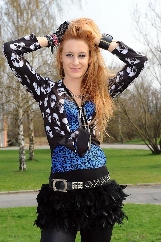 Sabina letos vyhrála Česko Slovenskou SuperStar.