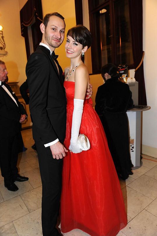 Gabriela Kratochvílová rok kralování s přítelem vydrželi.