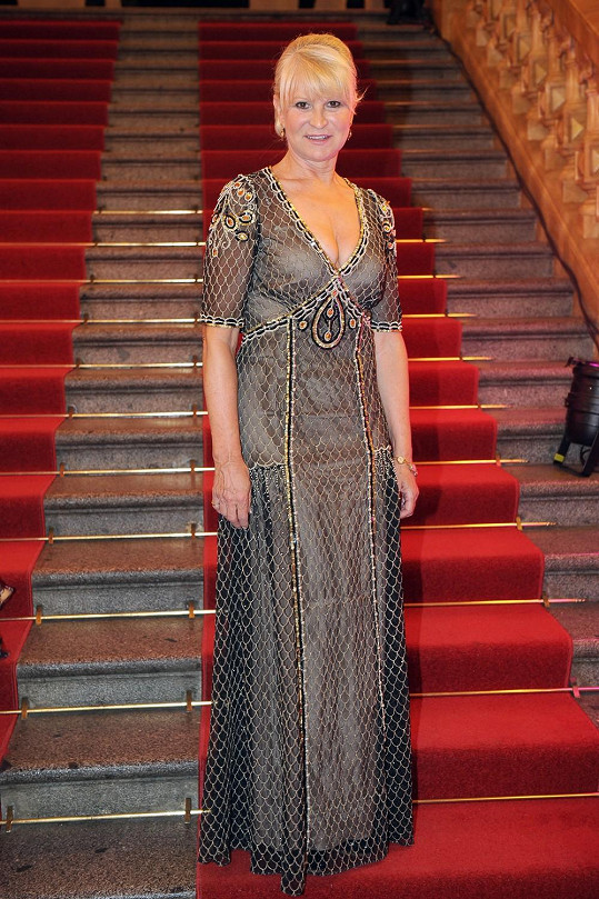 Postava Rázlové se podle scénáře podezřele podobá bývalé královně českého modelingu Miladě Karasové.
