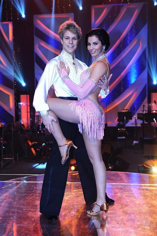 Vítězové páté řady - Kateřina Baďurová a Jan Onder