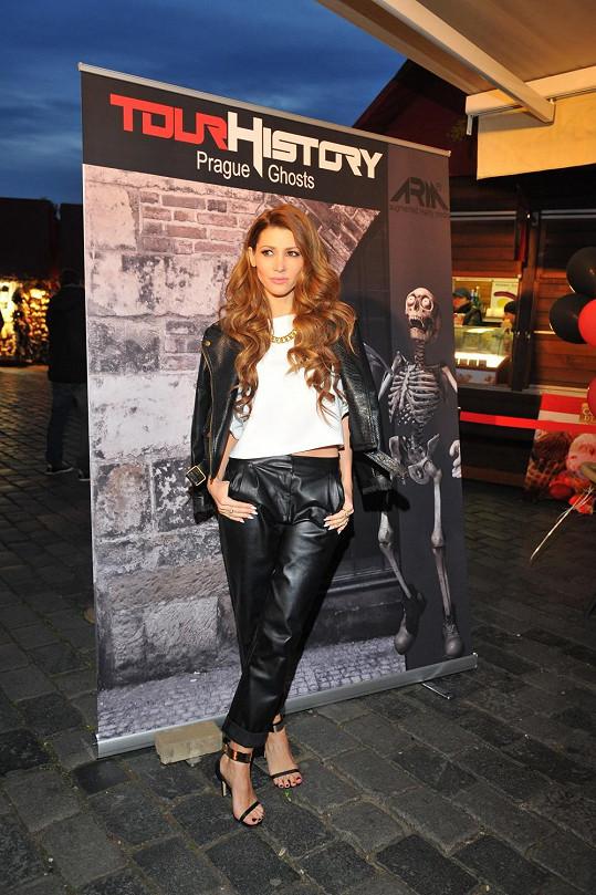 Tereza patří mezi nejkrásnější české zpěvačky.