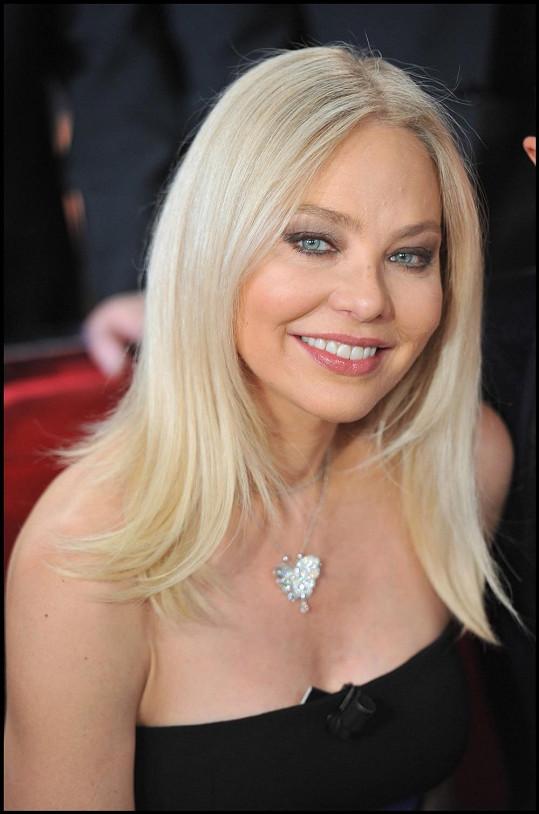 Ornella Mutti se stane hlavní hvězdou finále České Miss.
