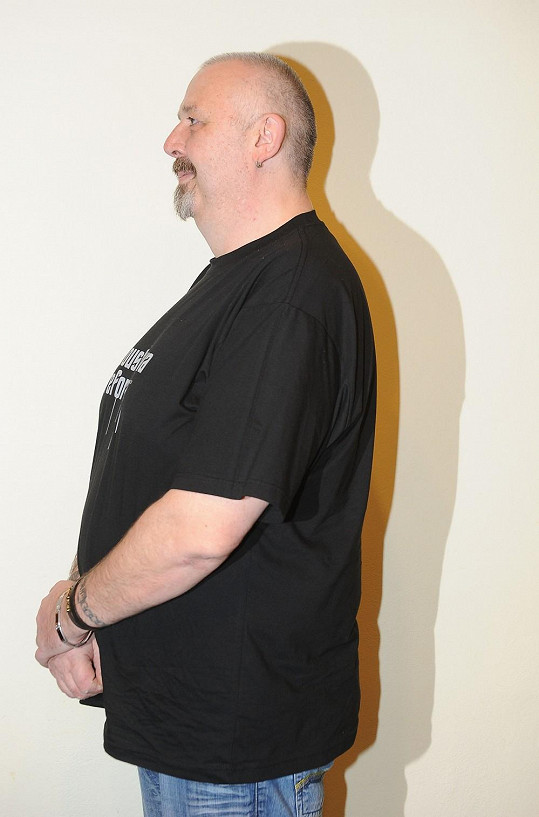 Kyklop z profilu