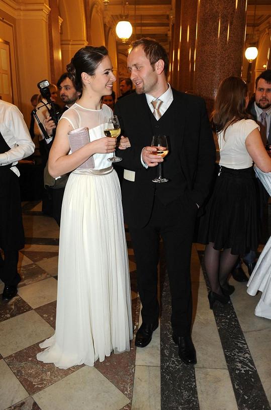 Veronika Kubařová s novým přítelem, je to opět režisér.