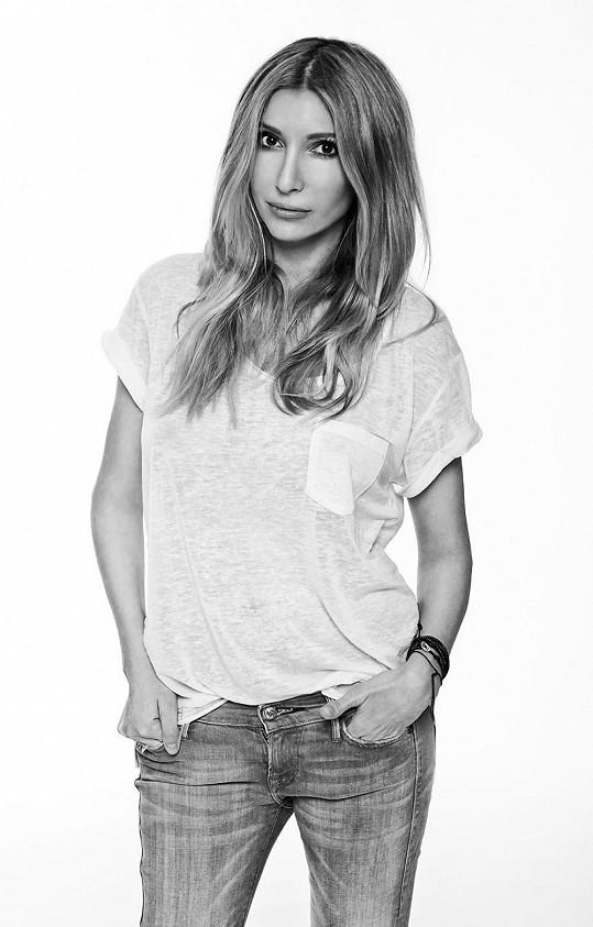 Ivana Mentlová už oblékala i světové hvězdy jako Bar Refaeli nebo Heidi Klum.