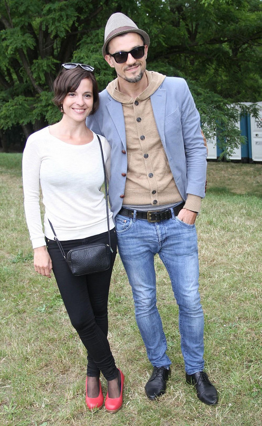 Kristýna s přítelem Martinem Škrabákem prý svatbu neplánují.