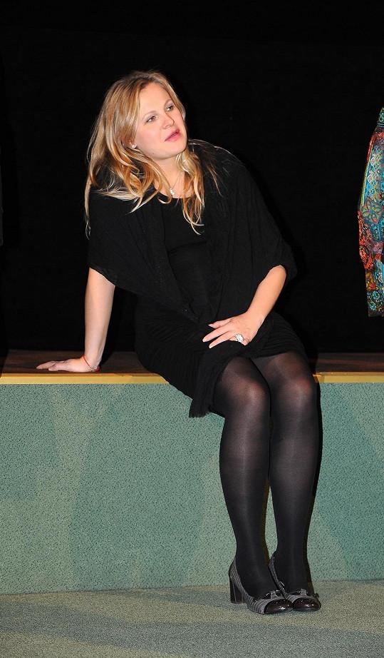 Michaela Badinková je v osmém měsíci těhotenství.