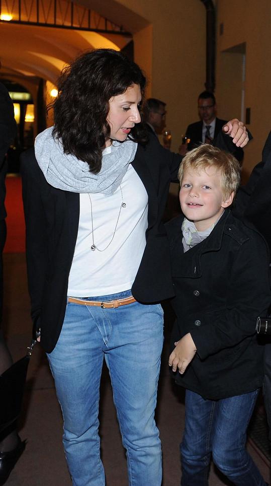 Martha s nevlastním synem