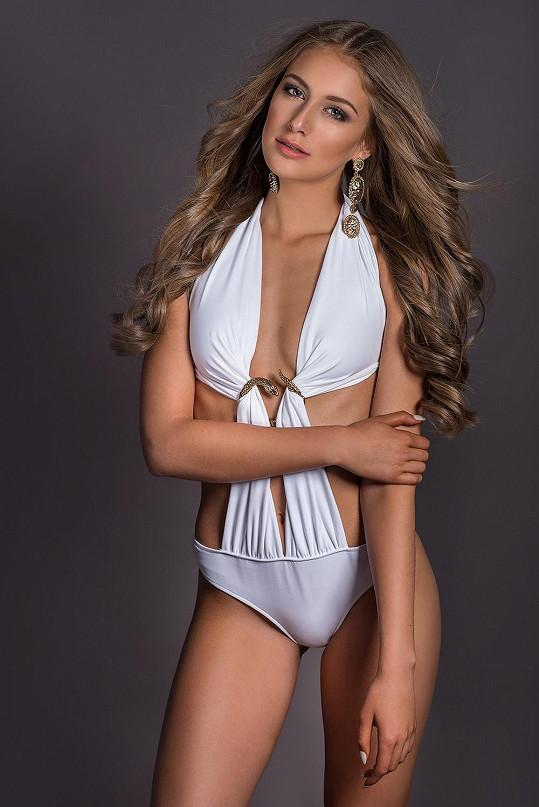 Nikola ještě v semifinále soutěže Miss Czech Republic