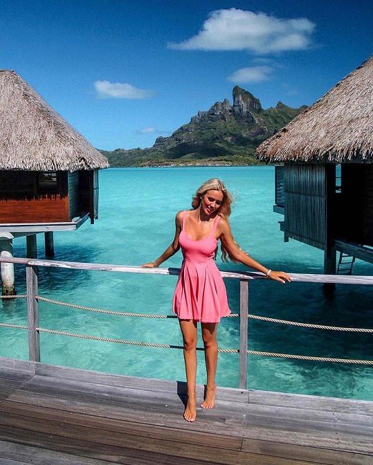 ...nebo na exotické ostrovy...