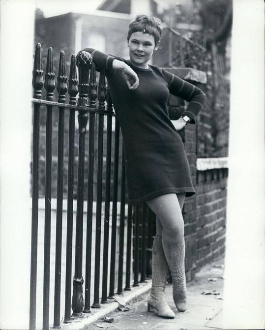 Judi Dench je žijící hereckou legendou.