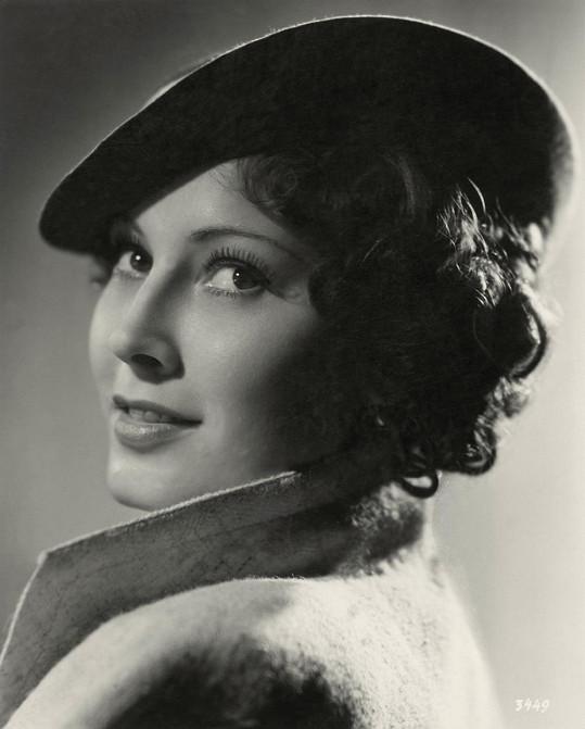 Zorka byla mladší sestrou Lídy Baarové (na snímku).