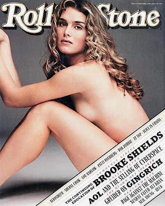 Pro Rolling Stone se i svlékla.