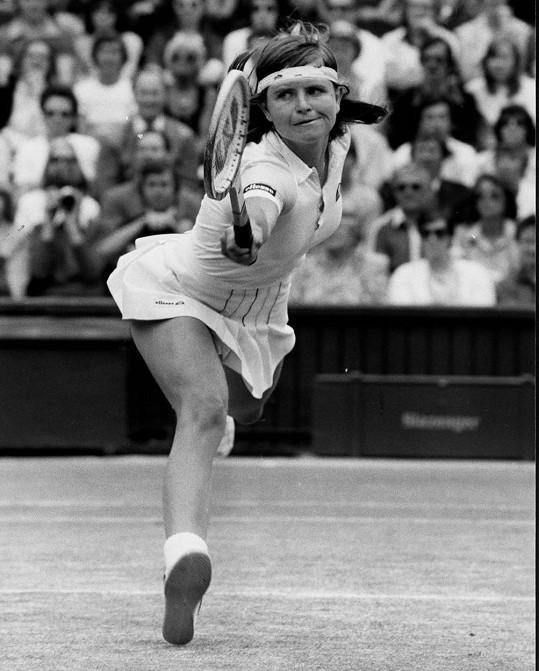 Hana Mandlíková (80. léta)